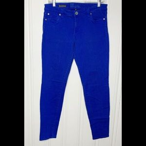 Kut from the Kloth Viv Toothpick Skinny Jeans 10